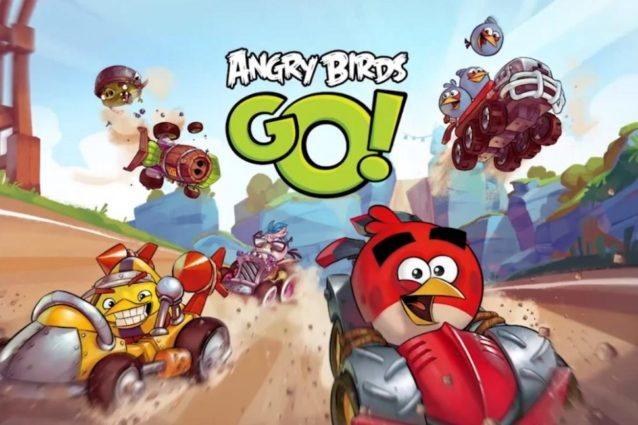 angry-birds GO
