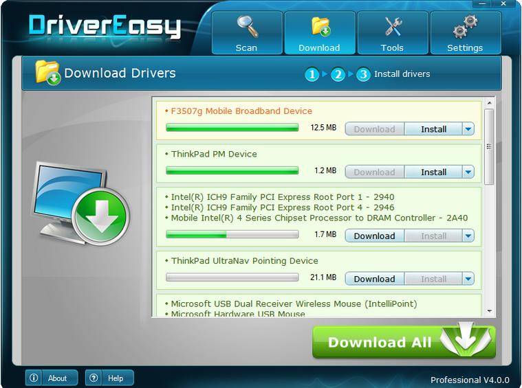 DriverEasy
