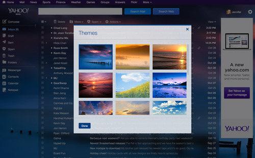 Yahoo Mail ahora ofrece 1 terabyte de almacenamiento