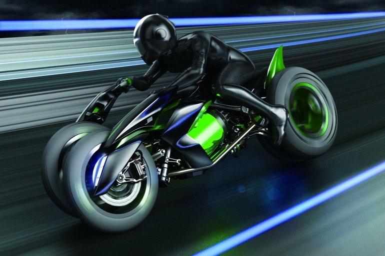 Kawasaki J - Sport