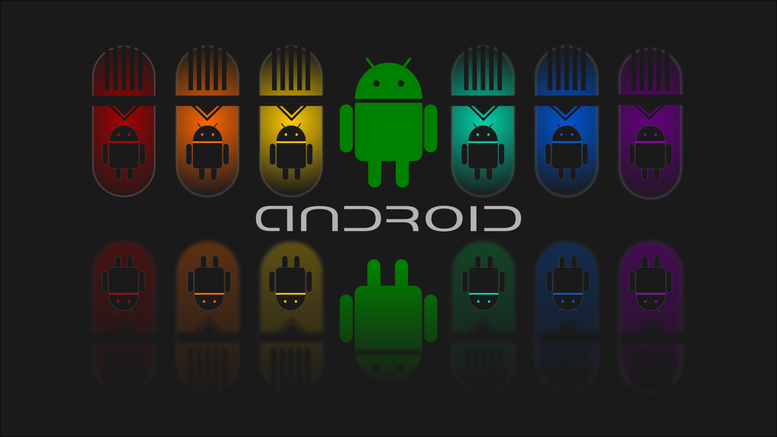 Android control remoto