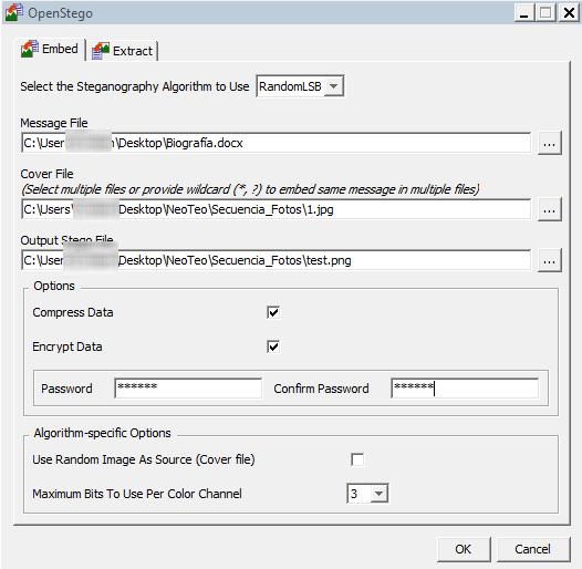 Protege tus documentos confidenciales en imágenes