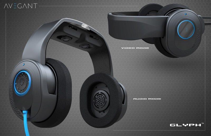 Avegant Glyph competencia para el Oculus Rift 0126