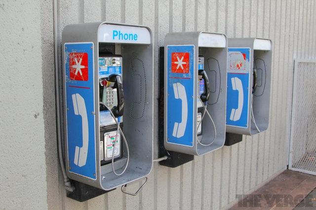 Teléfonos de pago