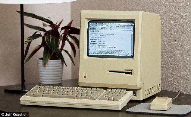 La Mac Plus 1986