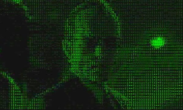 Matrix ASCII