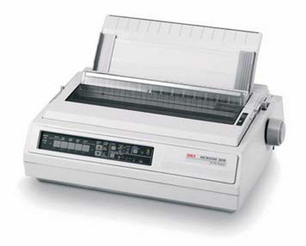 Impresoras de matriz de punto