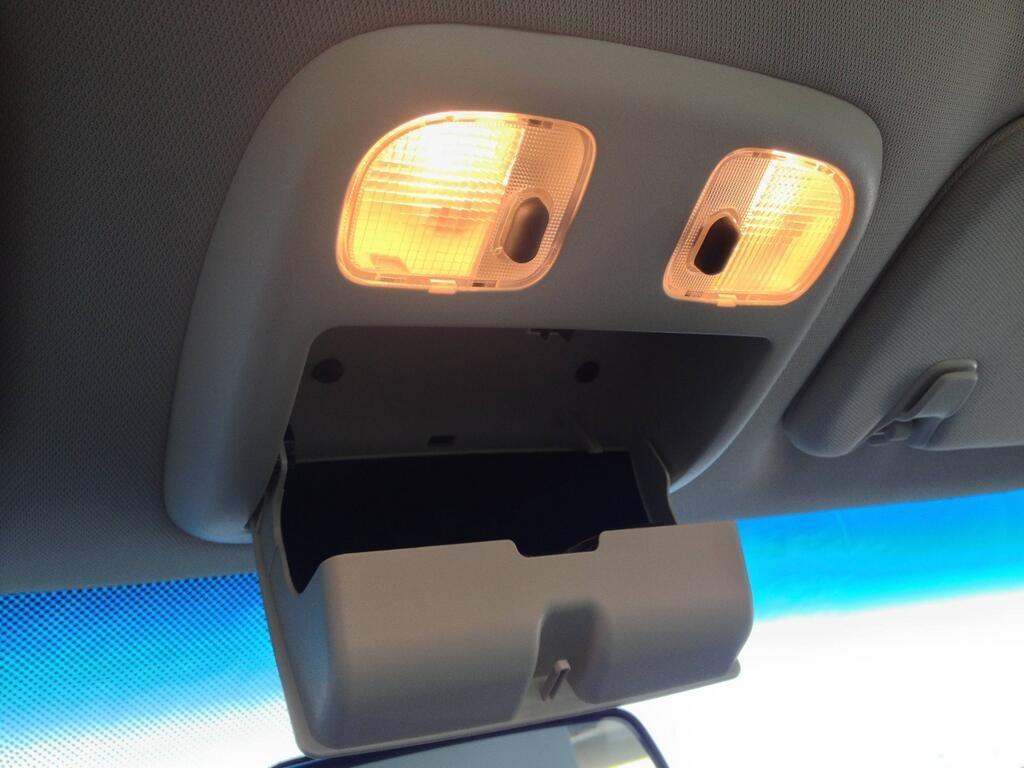 Iluminación coche