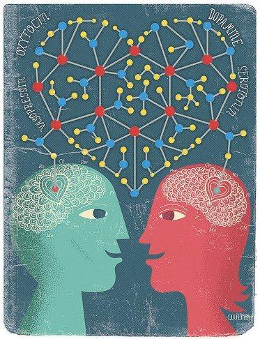 Que haya química entre dos no es sólo una frase hecha