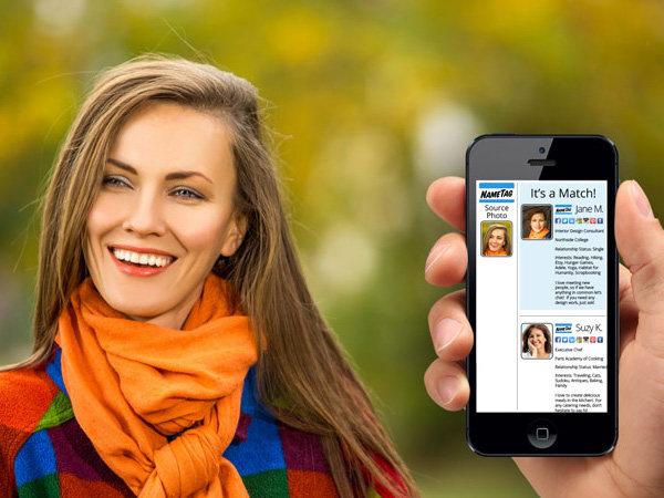 Reconocimiento facial de extraños en tu móvil