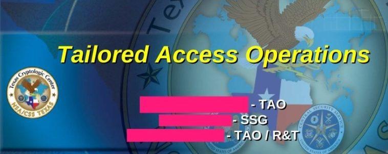 La tecnología con la que espía la NSA