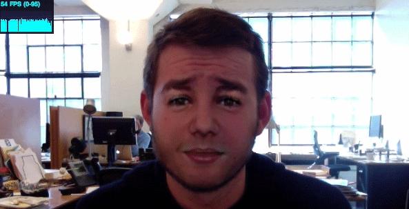 Sustituye tu rostro en tiempo real