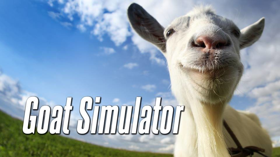 PC: Goat Simulator: Un simulador de cabra