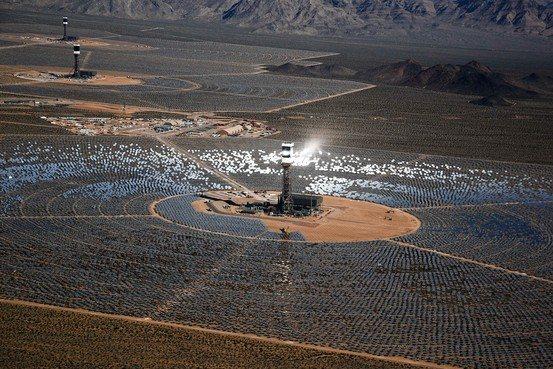 Central solar térmica