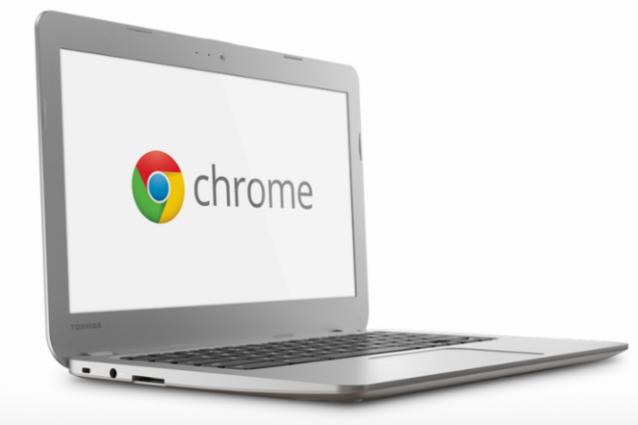 Chromebook con aplicaciones de Windows