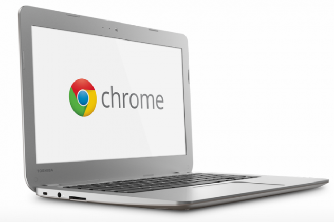 Chromebook con aplicaciones de Windows