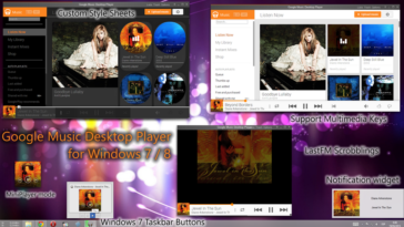 google music desktop client