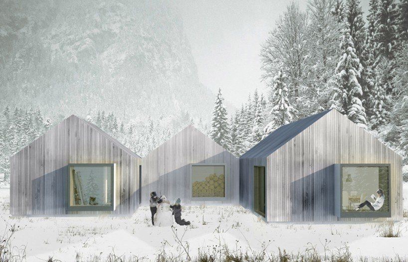 Paperhouses, arquitectura de código abierto