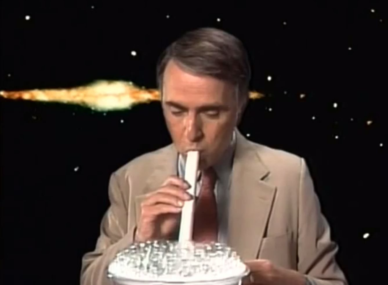 La vida, la muerte y la inmortalidad segun Carl Sagan