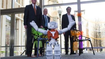 Bill Gates y los robots