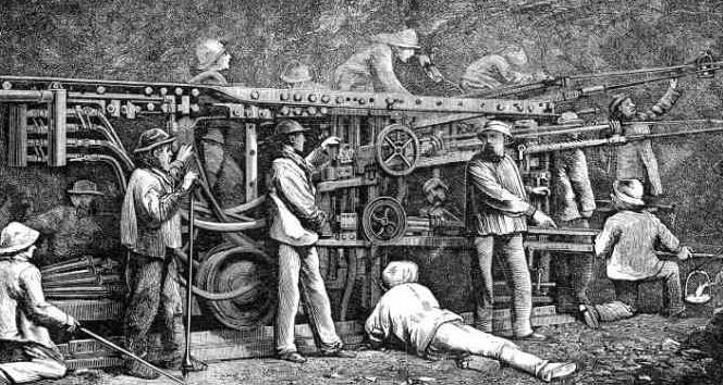 Las máquinas siempre se sintieron como una amenaza