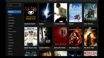 Popcorn Time: Películas en streaming por bittorrent