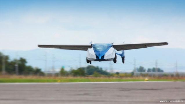 El Aeromobil 2.5