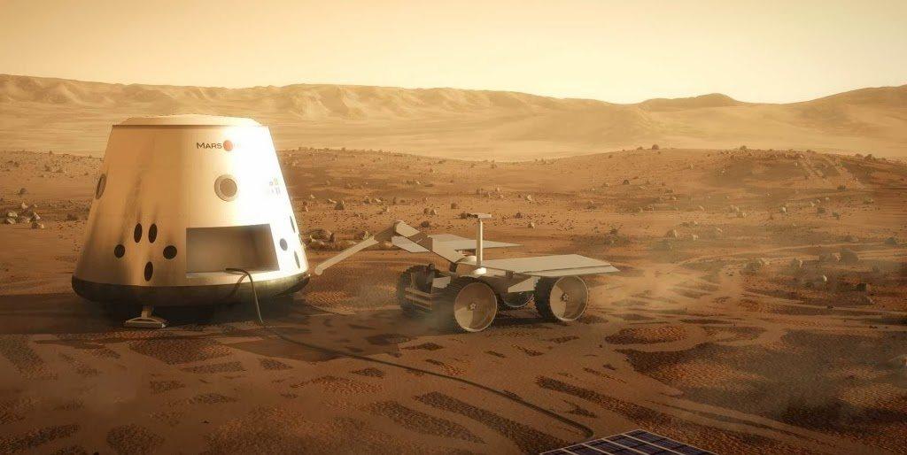 La idea es crear una civilización allá, más cerca del Sol.