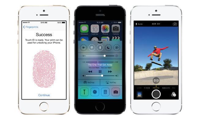 La detección de huellas digitales de iPhone puede fallar