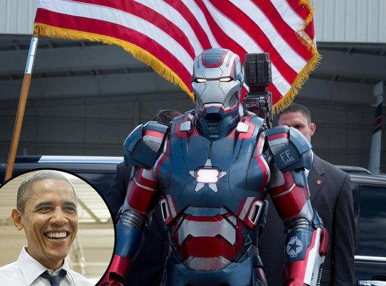 ¿Sería este un modelo de Iron Man posible? Lo dudamos