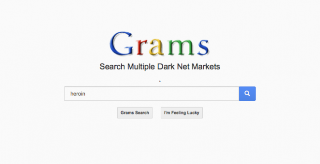 Grams, el Google de la Darknet