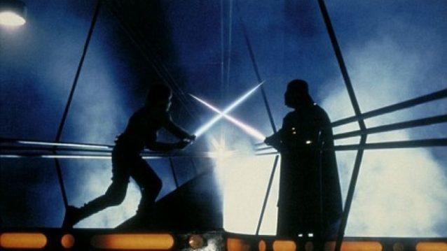 El nacimiento del sable laser