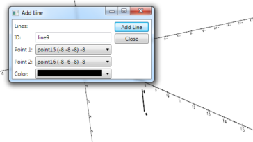 Solo te resta unir los puntos creados mediante líneas