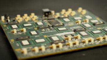 El circuito integrado basado en el cerebro