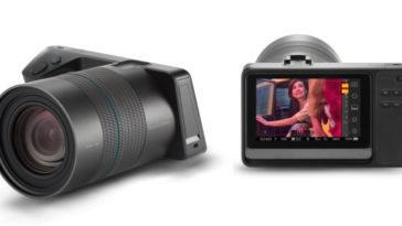 Lytro Illum: El nuevo modelo de la cámara con enfoque post-disparo