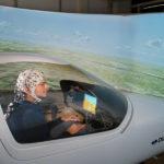 Ahora se puede volar aviones con la mente