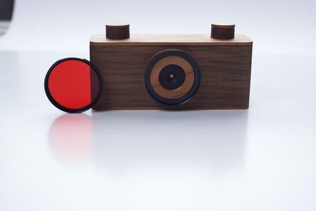 Modelo de cámara estenopeica NOPO
