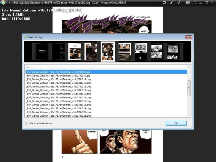 Todas las características mencionadas en la herramienta hacen que la misma sea ideal para visualización de cómics