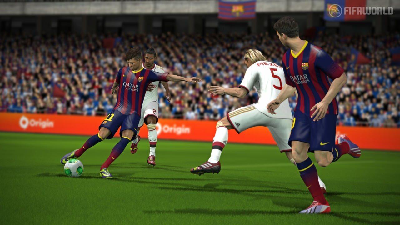 Fifa World Juego De Futbol Gratis Neoteo