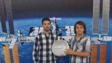 Space Helmet: El casco para hacer turismo espacial