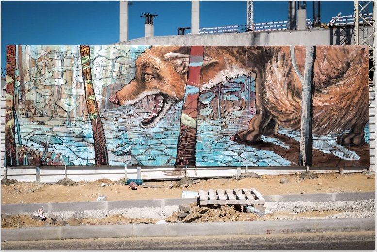 Google Street Art
