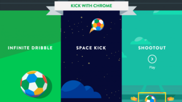 Kick with Chrome