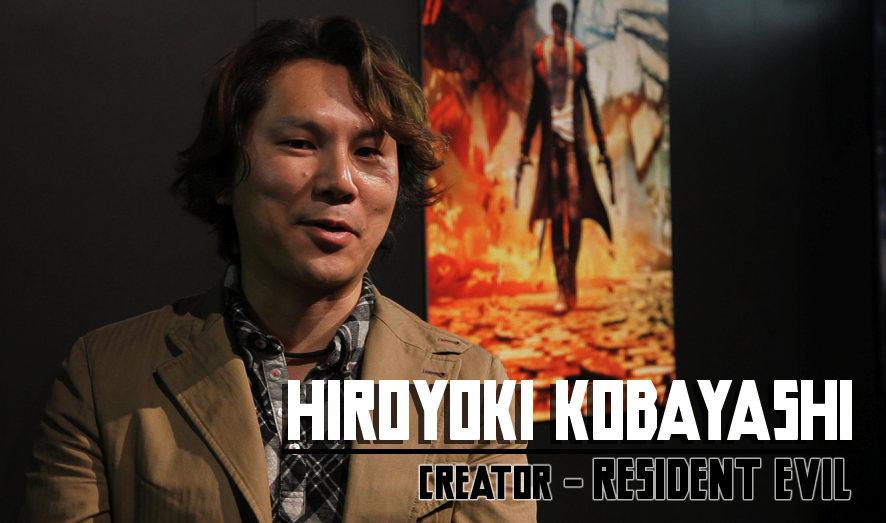 Hiroyuki Kobayashi será uno de los entrevistados