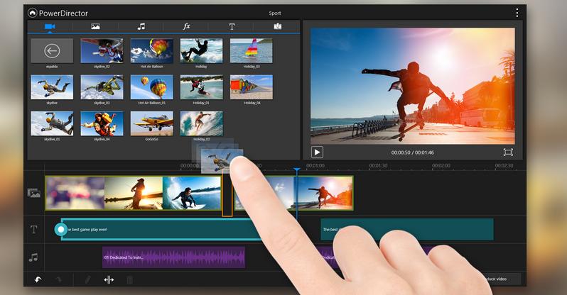 Al terminar tus obras las podrás exportar en 720p HD o Full HD 1080p
