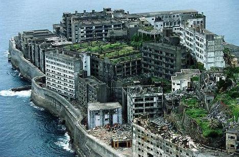 La isla abandonada
