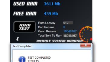 RAM TEST