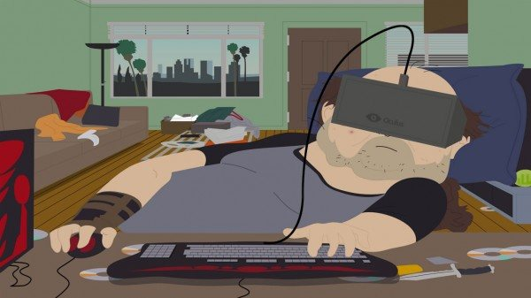South Park VR: Visita South Park con realidad virtual