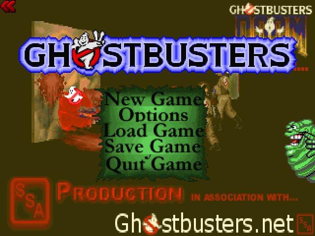Ghostbusters Doom