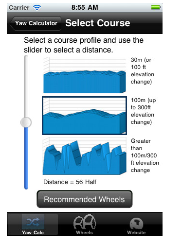 Hed Wheel Selection