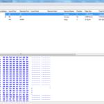 En este momento la aplicación comenzará a capturar los paquetes TCP-IP que pasan a través del adaptador en tiempo real